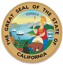 CALIFORNIA OJT STATE SEAL