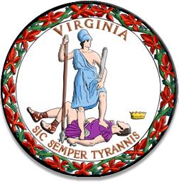 ON-THE-JOB TRAINING VIRGINIA Seal