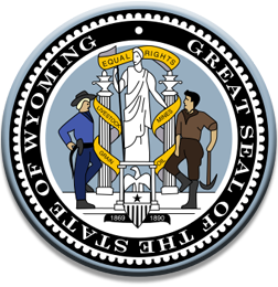 ON-THE-JOB TRAINING WYOMING Seal