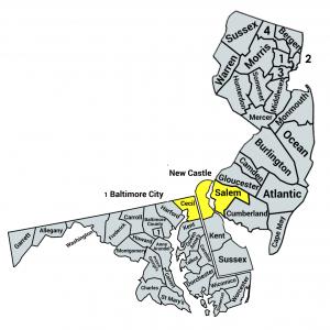 Hotspots for Solar - NJ MD and DE