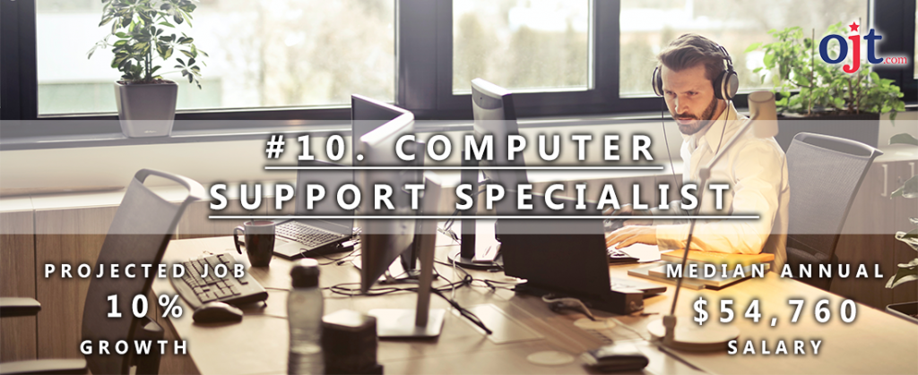 Computer Support Specialist