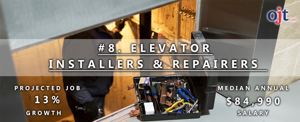 Elevator Installers & Repairers