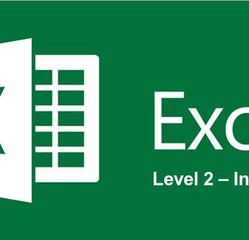 Excel Level 2 - Intermediate