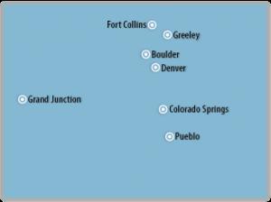 Colorado Locations for Job Training