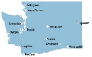 Washington Locations for Job Training